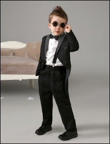 wedding suit for children