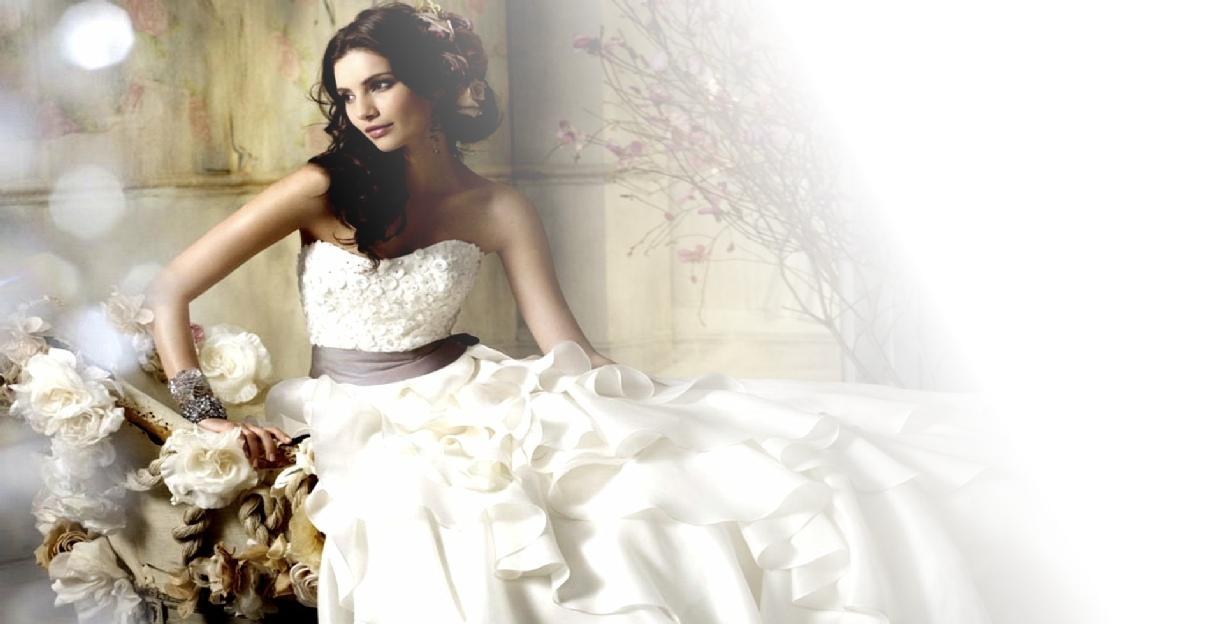 bridal wear dresses