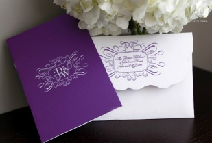 wedding invitations and decor